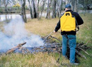 Australia's Best Fire Fighting Knapsack
