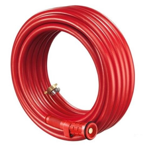 Red PVC Fire Fighting Hose For Sale