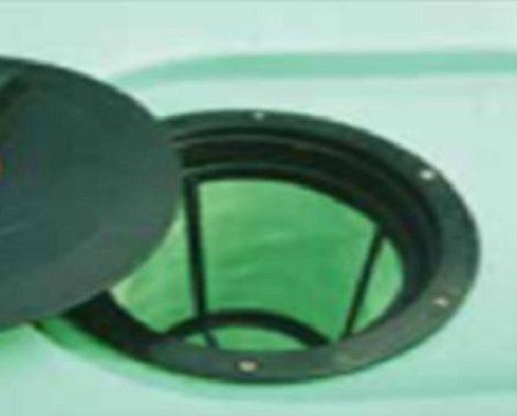 Large Tank Basket Filter
