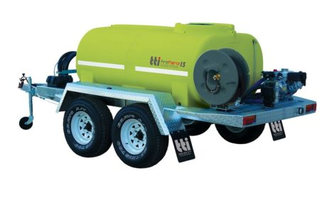 Fire fighter trailers
