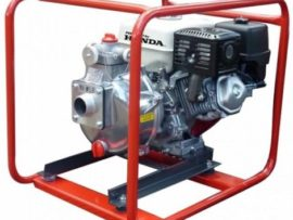Mr T Aussie Pumps Firefighting Pump