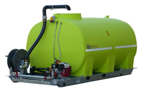 Industrial Water Cartage Tank 17,000 litre