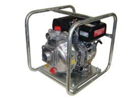 Yanmar diesel fire pump