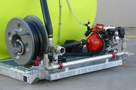 TTI Aqua Path water cartage tank