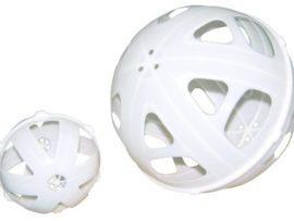 4000 litre ball baffle system