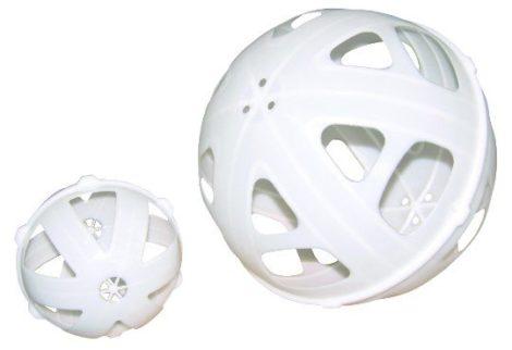 6000 litre ball baffle system