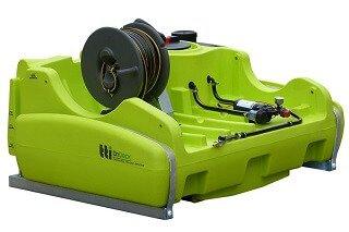 12 Volt Weed Sprayer Weedcontrol TTI On Deck
